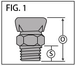 air vent grease fittings